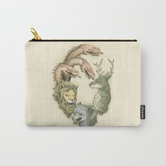 fight for the throne Carry-All Pouch