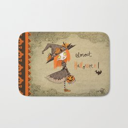 Almost Halloween!!!! Bath Mat