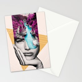 Open Minded 05 Stationery Cards