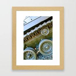 Tanker TWO Framed Art Print