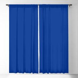 Air Force Dark Blue Blackout Curtain