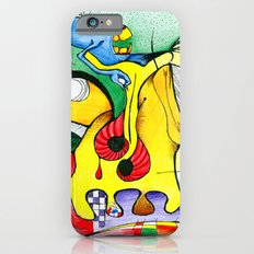 abstract-1 iPhone 6s Slim Case