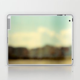 Blurry Beach Houses  Laptop & iPad Skin