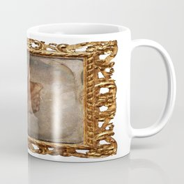 Daguerreotype Thumbs Up Coffee Mug