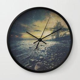 Dark Square Vol. 1 Wall Clock