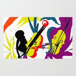WAGENSEIL: Violin Concerto                 by Kay   Lipton Rug