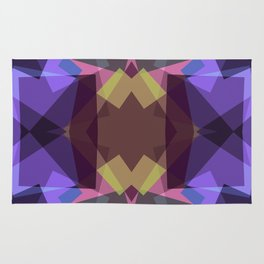 Geometric Shape 02 Rug