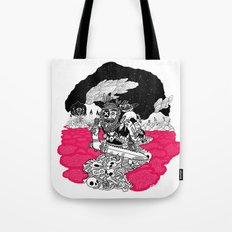 The Taxidermist Tote Bag