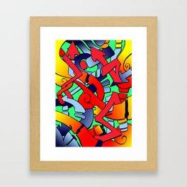 Tronstyler 1 Framed Art Print