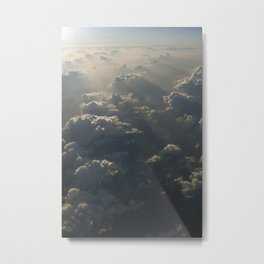 Above The Clouds No.4 Metal Print