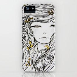 Mitsuko (光子) iPhone Case