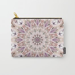 Bohemian Soul Mandala Pastel Carry-All Pouch