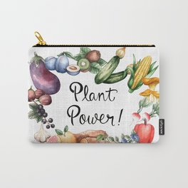 Plant Power Carry-All Pouch