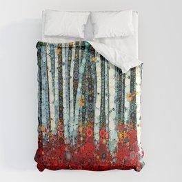 :: Begonia Birch :: Comforters