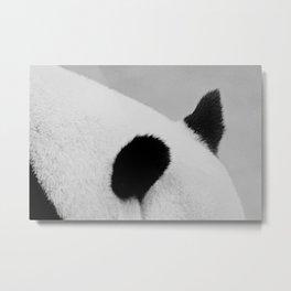 Panda 5 Metal Print