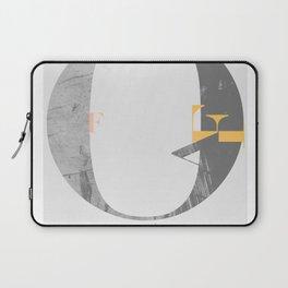 typeset 1 Laptop Sleeve