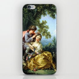 The Four Seasons. Spring iPhone Skin