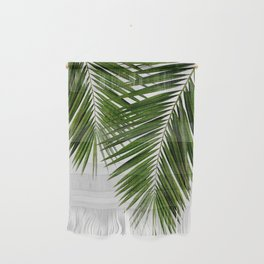 Palm Leaf II Wall Hanging