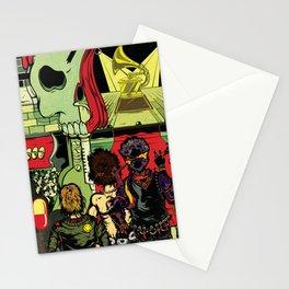 27 Club | Dead Rock Stars Stationery Cards
