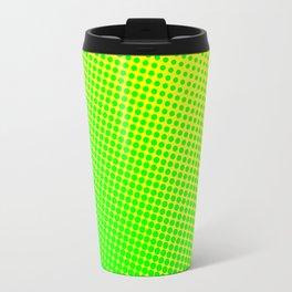 80's grade green Travel Mug