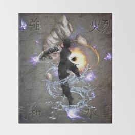 The Avatar Throw Blanket