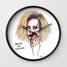 Hypodermic Sally Wall Clock