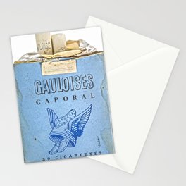 French Smoke Stationery Cards