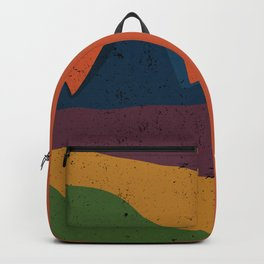 Nature in fall Backpack