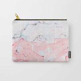 Marble Love #society6 #decor #buyart Carry-All Pouch