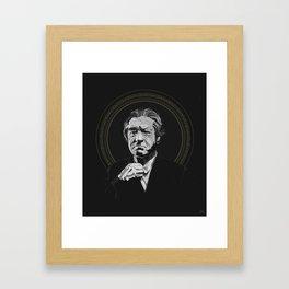 Robert De Niro Framed Art Print