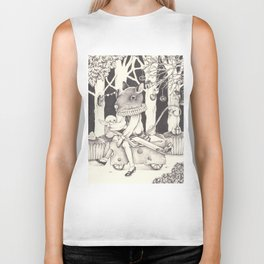 Sally Forth Biker Tank