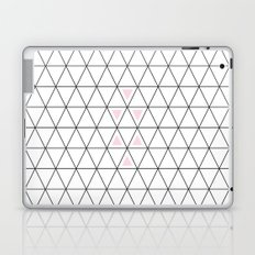 Pink triangle Laptop & iPad Skin
