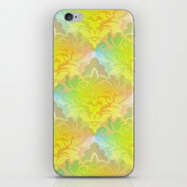 Damask Tapestry Pattern I iPhone Skin