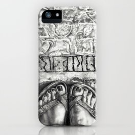 Art Beneath Our Feet Project - Gotland iPhone Case