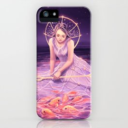Good Night iPhone Case