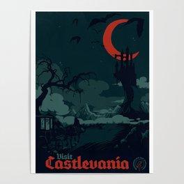 Visit Castlevania Poster