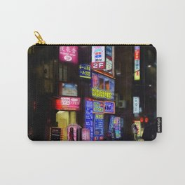 Japan - city - night 1 Carry-All Pouch