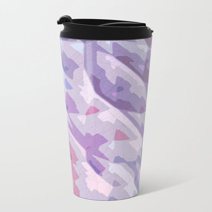 ABS#9 Metal Travel Mug