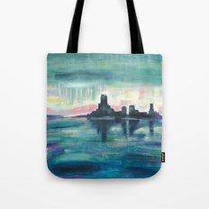 Rain City Tote Bag