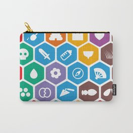 Periodic Table of Beekeeping Carry-All Pouch