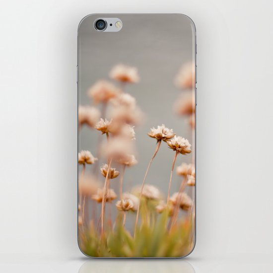 here comes the rain iPhone & iPod Skin