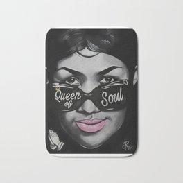 Queen of Soul Bath Mat