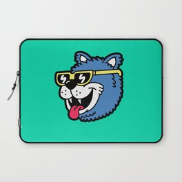 Cool Bear (portrait) Laptop Sleeve