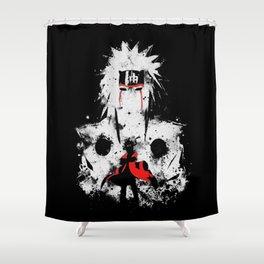 Jiraiya Shower Curtain