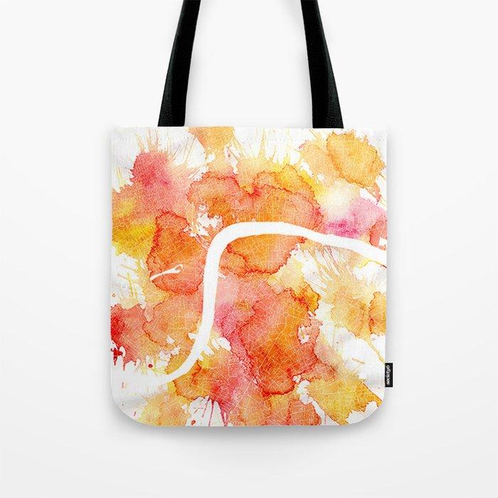 London Summer Tote Bag