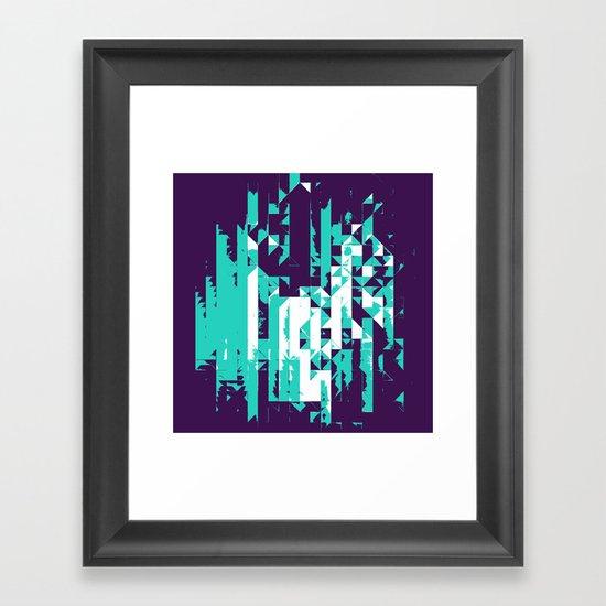 dymynd^crysx Framed Art Print