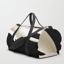 nude Duffle Bag