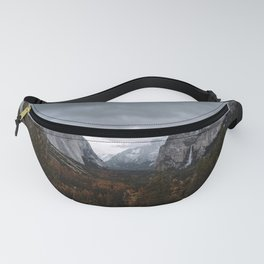 YOSEMITE TUNNEL VIEW Fanny Pack