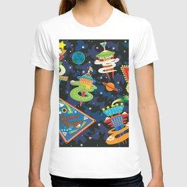 Cosmic Voyage T-shirt