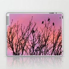 Tree Birds. Laptop & iPad Skin